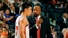 Mike Woodson, Jeremy Lin
