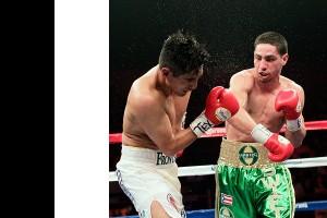 Danny Garcia and Erik Morales