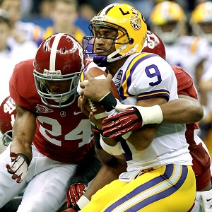 Crimson Tide defense and Jordan Jefferson
