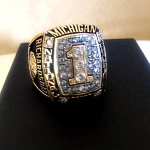Jason Richardson Ring