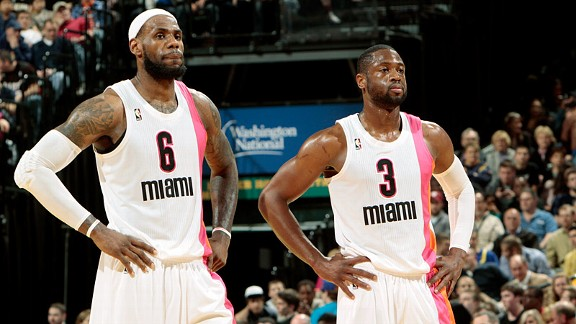 LeBron/Wade