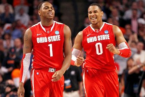 Jared Sullinger and Deshaun Thomas