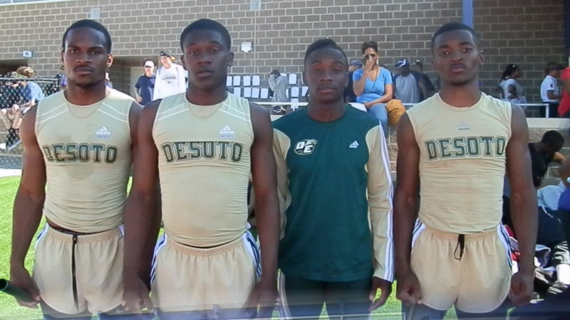 DyeStat, Track and XC, Jesuit Sheaner,