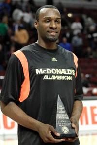 Shabazz Muhammad MVP McDonald's