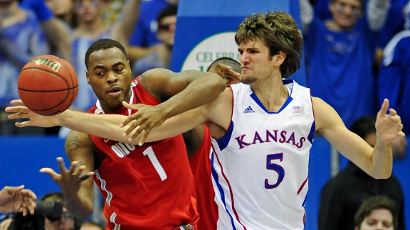 Deshaun Thomas, Jeff Withey