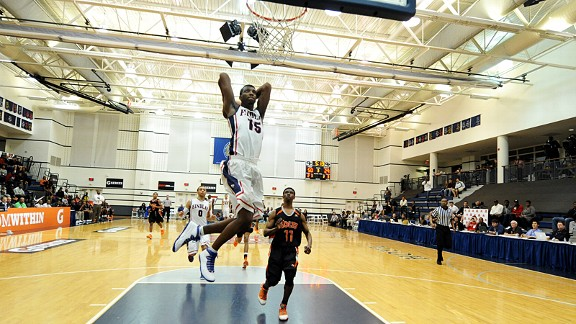 Findlay Prep vs. Coolidge