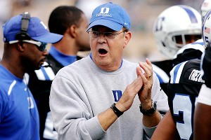 Duke's David Cutcliffe