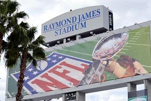 Tampa's Raymond James Stadium