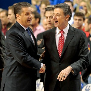 John Calipari, Rick Pitino
