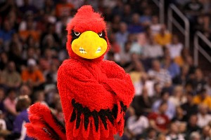 Louisville Mascot