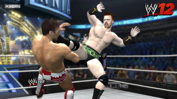 Sheamus 'kicks' off WWE WRESTLEMANIA XXVIII with world title win