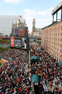Oriole Park At Camden Yards Turns 20 Years Old