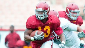 USC running back Tre Madden