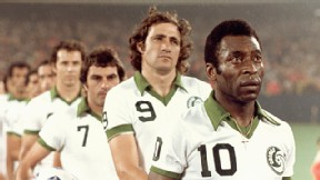 The New York Cosmos and Pele