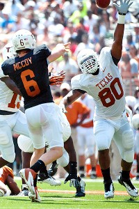 Alex Okafor, Case McCoy