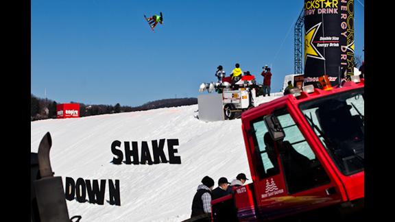 Ride Shakedown 2012