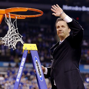 Kentucky's John Calipari