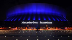 Mercedes-Benz Superdome in New Orleans