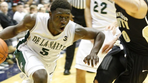 California high school boys basketball, Final state rankings