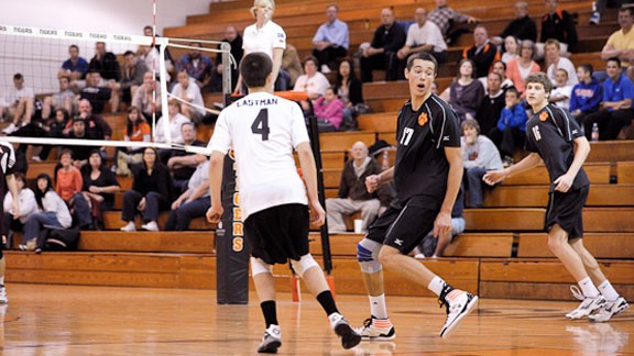 Wheaton Warrenville South volleyball