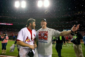 Lance Berkman and Mark McGwire
