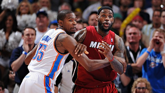 Kevin Durant/LeBron James