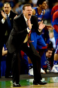 Kansas' Bill Self