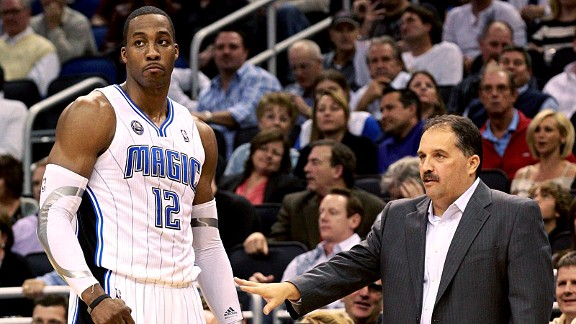 Magic coach Van Gundy says he&#39;s heard that Dwight Howard previously asked that ...