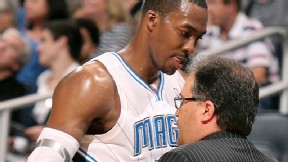 Stan Van Gundy and Dwight Howard