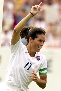 Julie Foudy