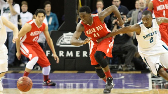 Stanley Johnson basketball mater dei