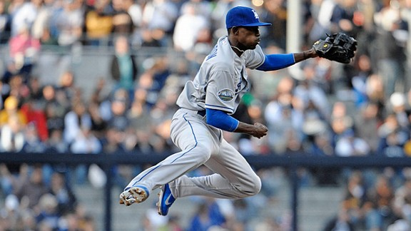 Dee Gordon Dodgers Los Angeles