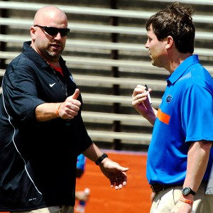 Jeff Dillman, Will Muschamp