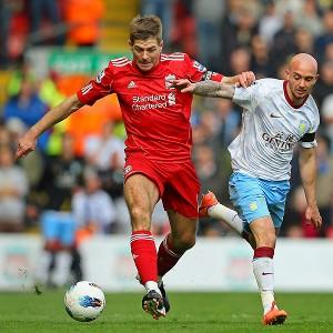 Steven Gerrard, Stephen Ireland