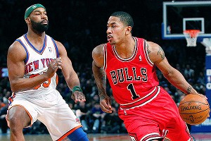 > D Rose reinjures ankle. Questionable for Knicks rematch - Photo posted in BX SportsCenter | Sign in and leave a comment below!