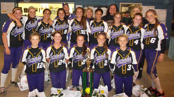 California high school softball,Livermore Stampede
