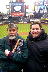 Gary Herman and Michael Casiano