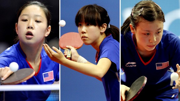 Lily Zhang, Erica Wu and Ariel Hsing