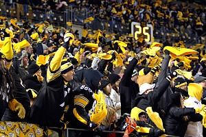 Steelers fans