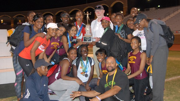 Medgar Evers at 2011 Taco Bell Classic
