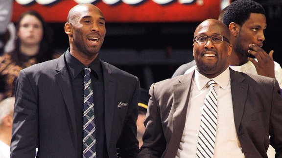Kobe Bryant/Mike Brown