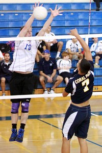 Spanish River boys' volleyball