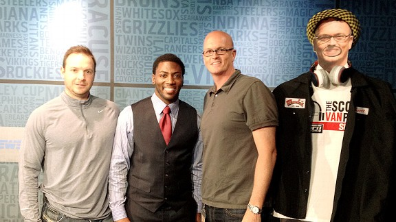 Ryan Clark on SVP Show