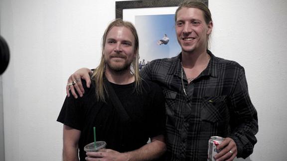 Chad Muska, Erik Ellington