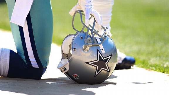 Cowboys Helmet
