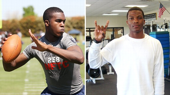 Tyrone Swoopes, Ricky Seals-Jones