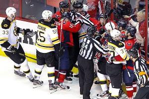 Bruins, Capitols