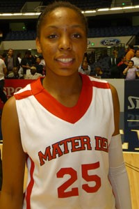 California high school girls basketball,Ms. Basketball State Player of the Year
