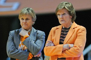 Holly Warlick, Pat Summitt