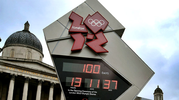 100 days until 2012 Games